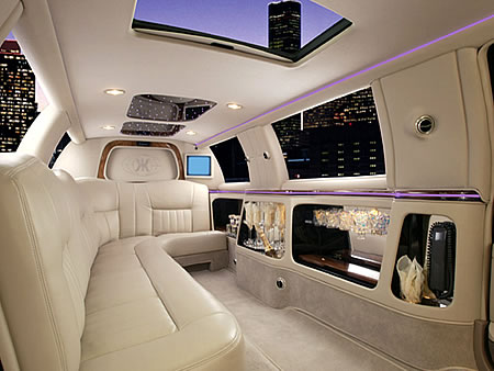 Rolls Royce Limo >> Lincoln Stretch Limousine 8 seat
