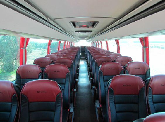 Man Bus 50 seat