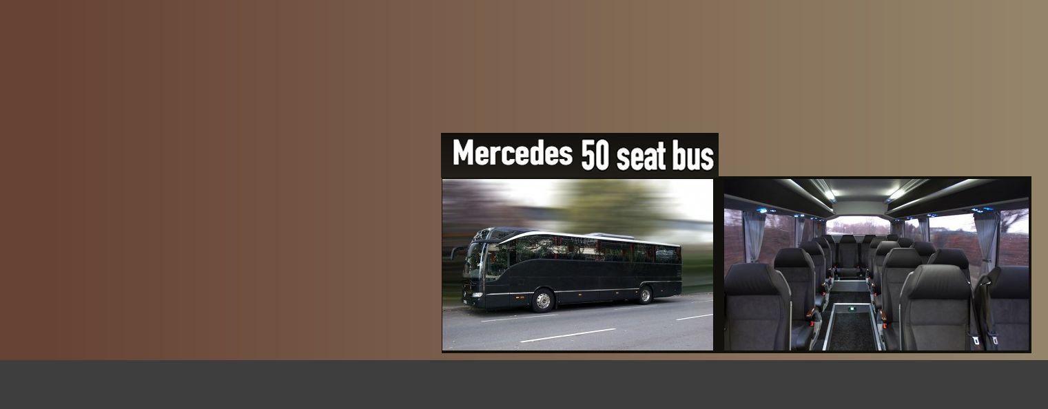 Barcelona Bus Hire