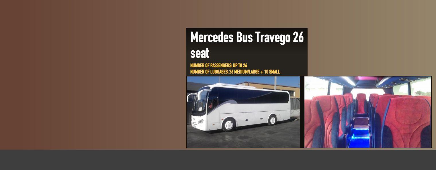 Barcelona Bus Rental