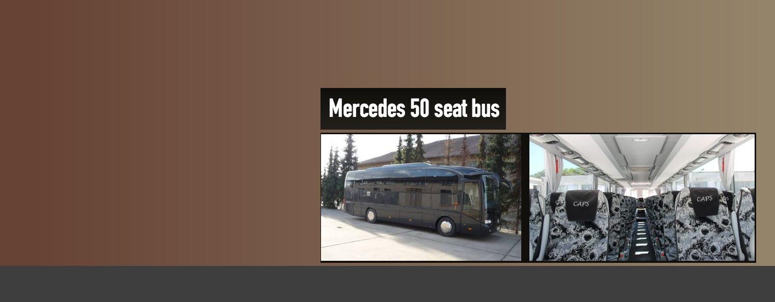 Barcelona Bus Service