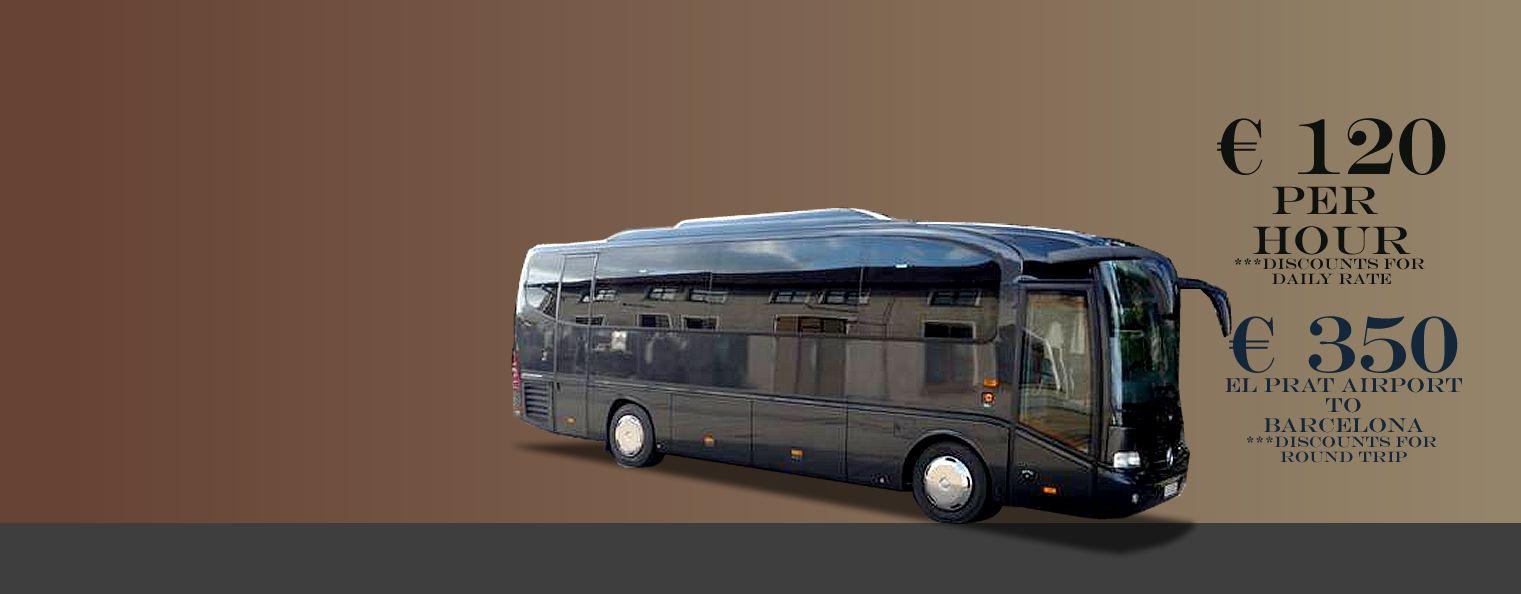 Bus Service Barcelona