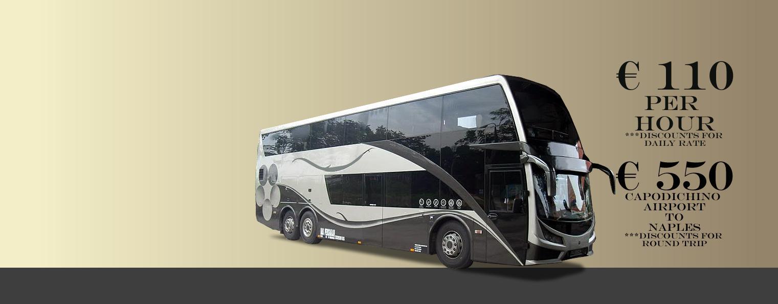 Bus Tour Naples