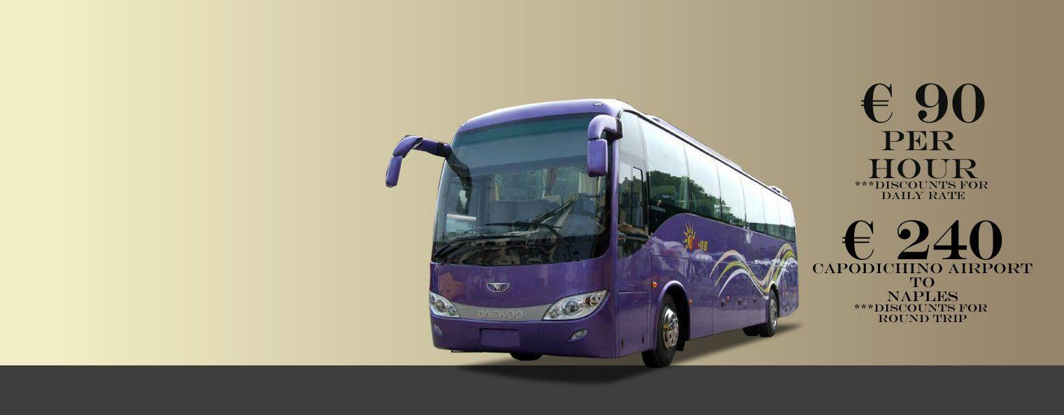 Charter Bus Naples