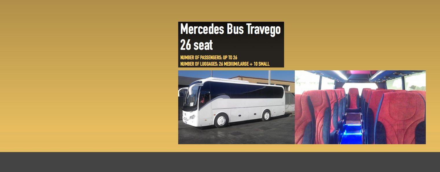 Civitavecchia Bus Rental