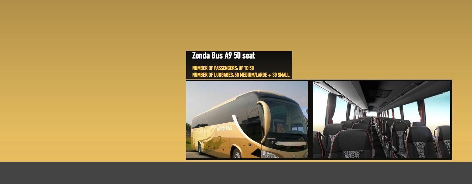 Bus Civitavecchia