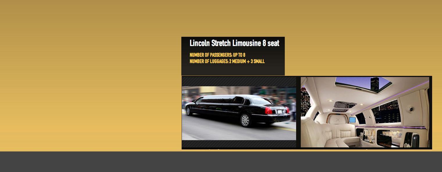 Civitavecchia Stretch Limousine