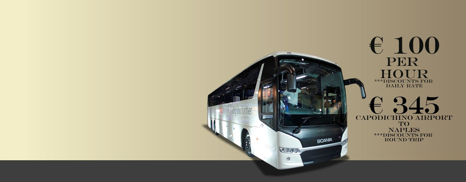 Coach Hire Naples