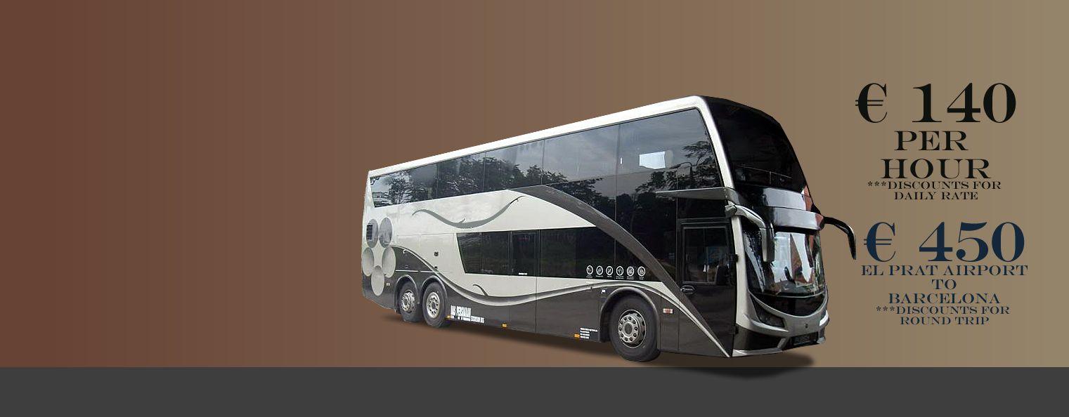 Coach Service Barcelona