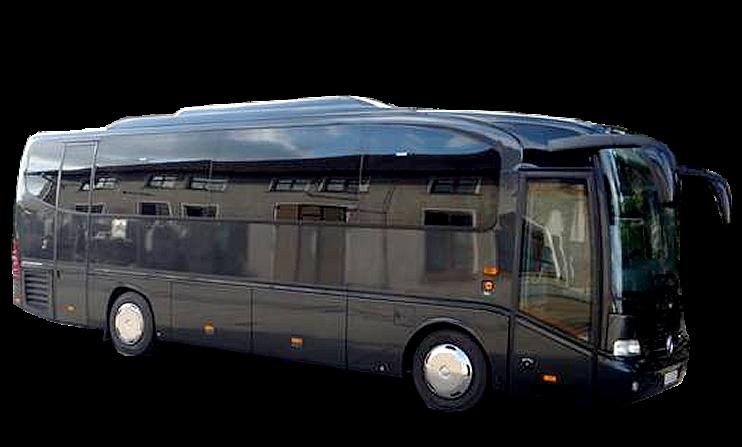 Mercedes Bus Service 50 Seat
