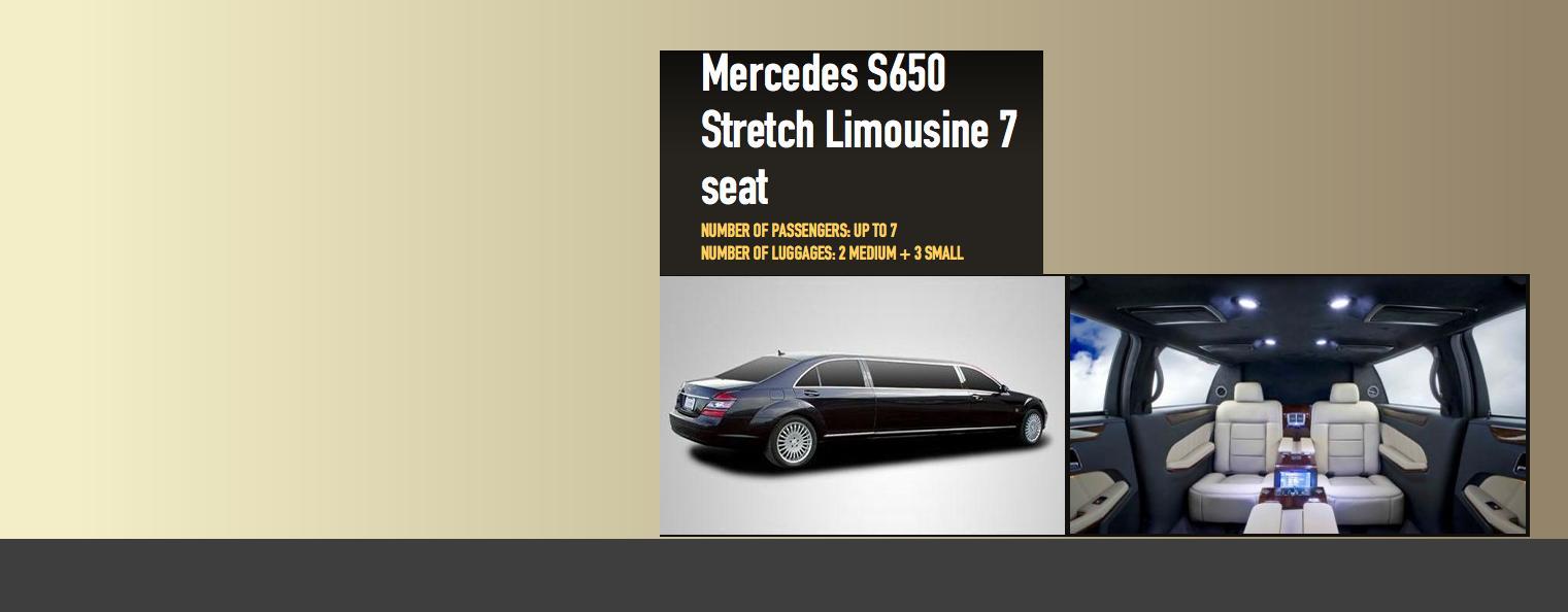 Naples Stretch Limousine