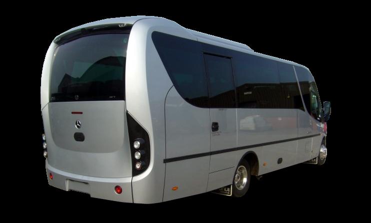 Mercedes Vip Bus gtr 26 seat