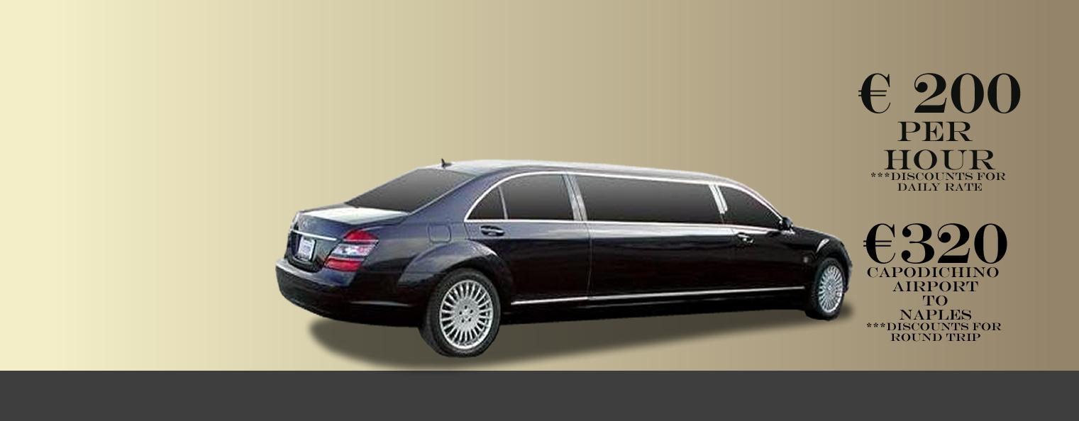 Stretch Limousine Naples