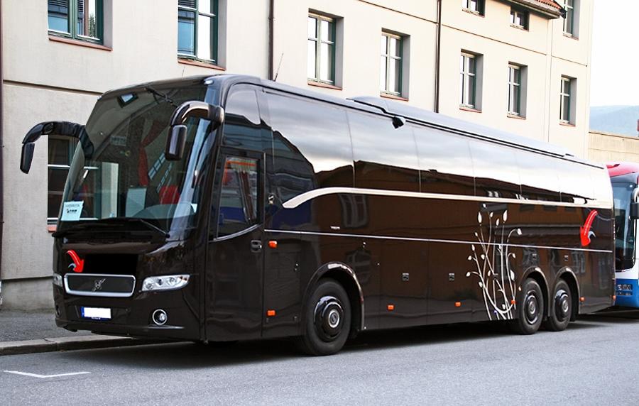 Volvo bus service