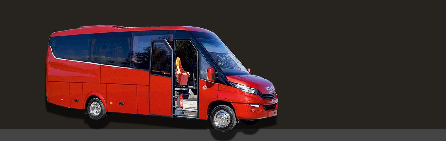 Barcelona IT Bus Rental