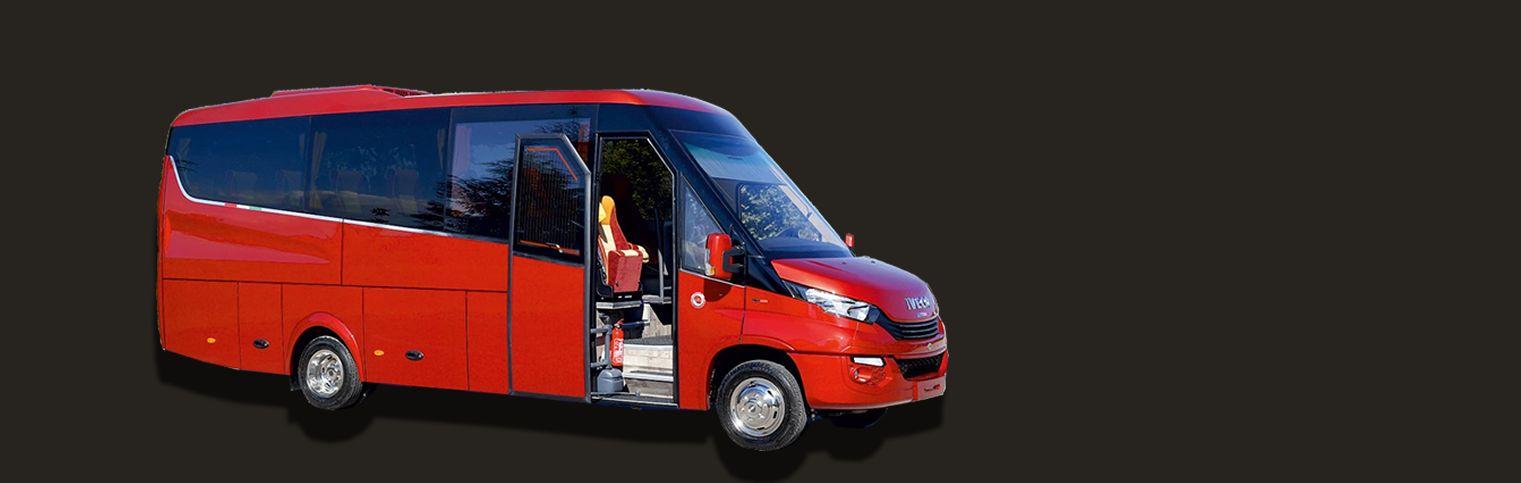 Milan Bus Rental