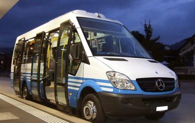 Rome Shuttle Bus